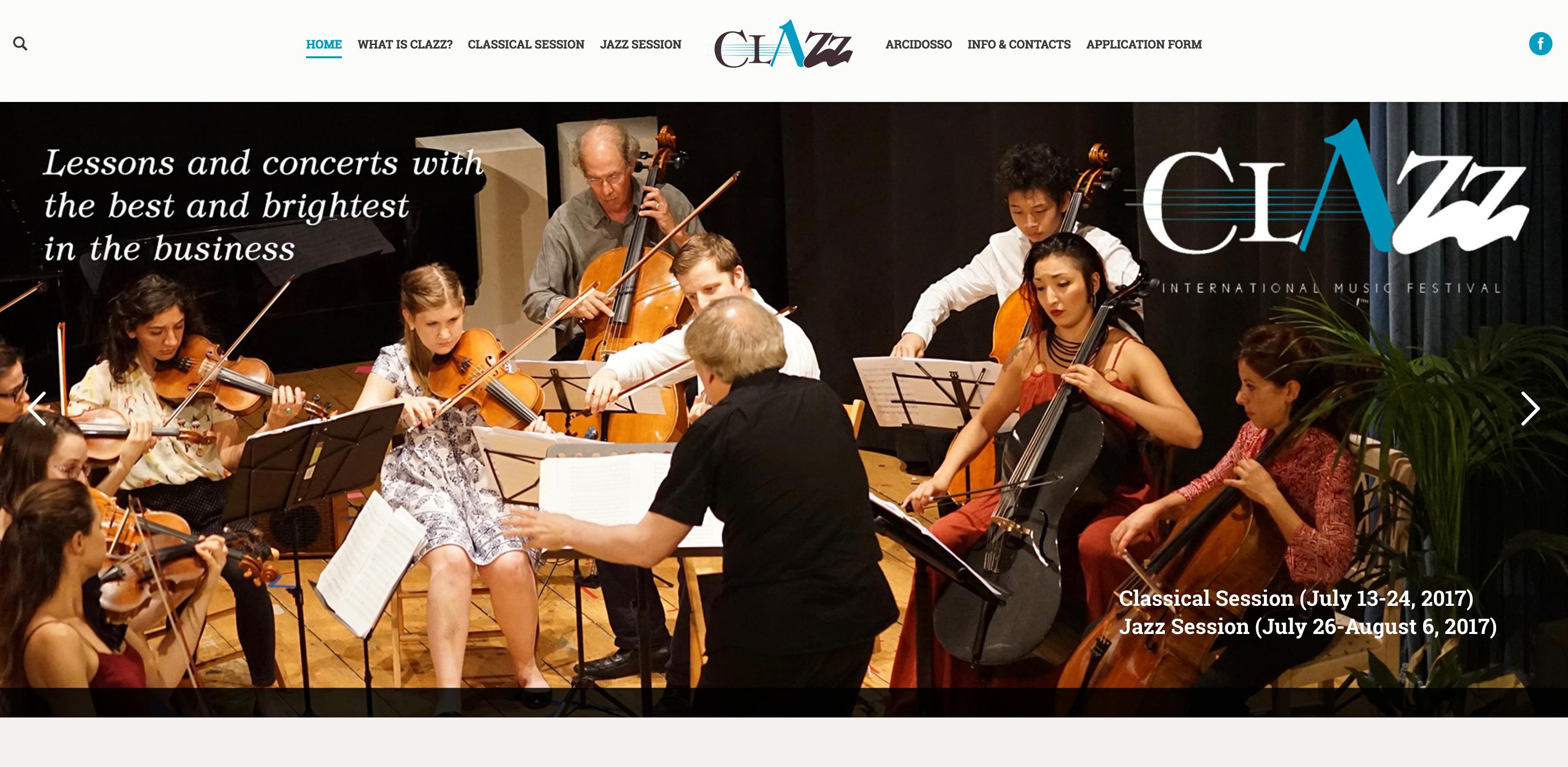 Clazz International Music Festival