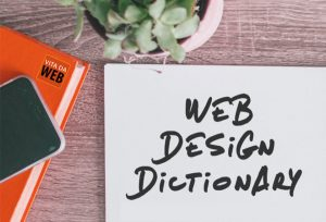 Il vocabolario del Web Design