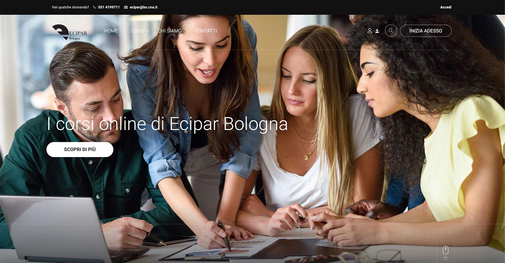 Corsi Online Ecipar Bologna